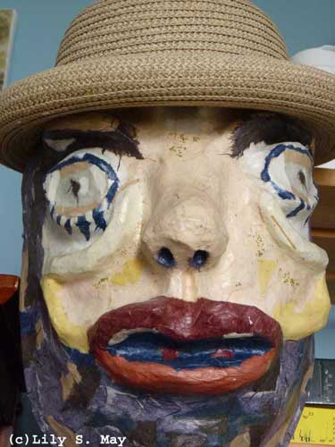 Ahab Mask