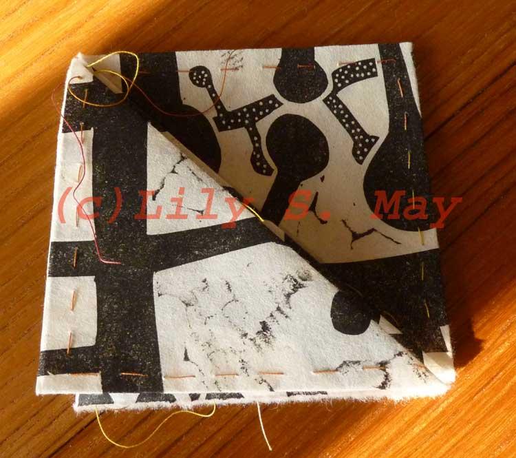 Foldout Booklet