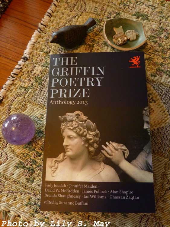 Griffin Poetry Prize 2013