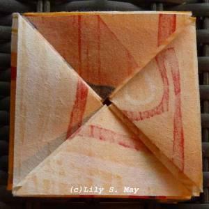 Woodcut Origami