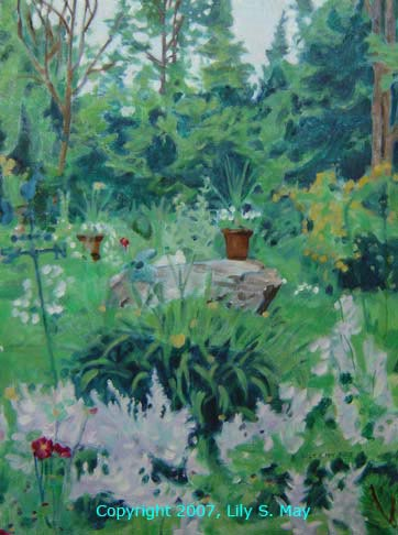 Garden in the Clearing