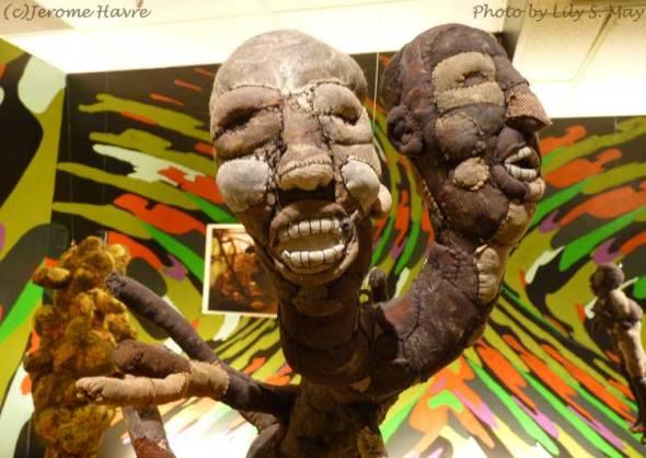 Jerome Havre Sculpture