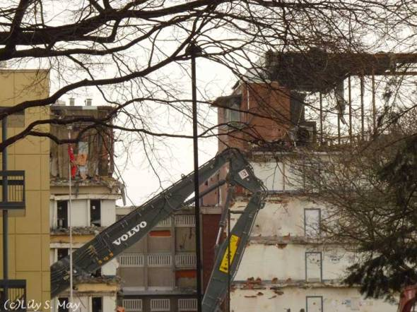 Don Jail Demolition