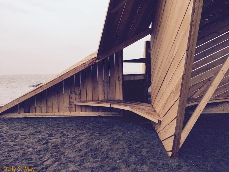 Beach installation2015