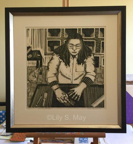 framed printmaker