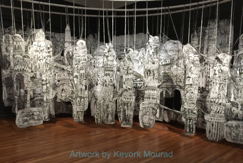 Kevork Mourad Instal